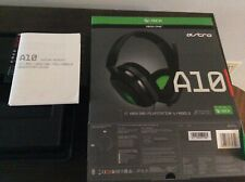 Astro Gaming - A10 Wired Stereo Gaming Headset for Xbox One - Green/black™
