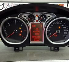 Reparatur Ford Focus Mondeo S-Max C-Max Kombiinstrument  Tacho Totalausfall