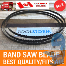 "QUALITY TOOLSTORM BAND SAW BANDSAW BLADE 62""(1572mm) x 1/4''(6.35mm) x 14TPI"