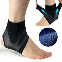fuß verstauchung prävention verletzungen schmerzen - Unterstützung der Knöchel