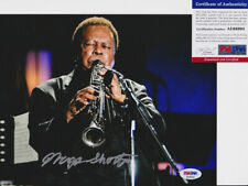 Wayne Shorter Jazz Saxophone Signed Autograph 8x10 Photo PSA/DNA COA #4