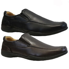 NEW MENS SLIP ON  DESIGNER LOAFERS CASUAL MOCASSIN DRIVING DECK BOAT SHOES SIZE