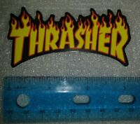 Thrasher Skateboard Sticker Longboard Laptop Guitar Car Phone 3 inch. USA SELLER