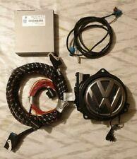 Volkswagen - Rear Emblem High Line Camera KIT with Guidance Line