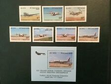 Stamp, Uzbekistan, SC#88-95, MNH