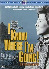 I Know Where I'm Going! (1945) New Sealed DVD Wendy Hiller