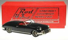 BROOKLIN MODELS Rod 01, 1952 MUNTZ JET, custom car, Black, 1/43