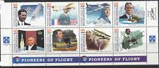 Micronesia 1996 Aviation/Space/Rocket 8v block s1727