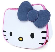 HELLO KITTY School Insulated Soft Lunch Bag NEW