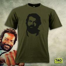 T-Shirt BUD SPENCER - italian cult movie - XL-L-M-S maglia lo chiamavano Trinità