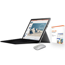 Microsoft Pro 7 12.3 Intel Core Surface i5 8GB Ram 128GB SSD Platino + Surface