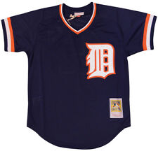 2ac0ac44 Jack Morris Mitchell & Ness 1984 Detroit Tigers Authentic Mesh BP Jersey XL
