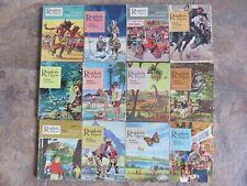 Vintage Readers Digest Reading Skill Builder Books 1958-1970 12 Book Lot