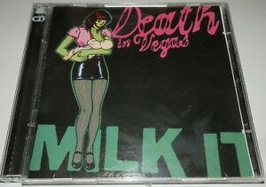 Death In Vegas - Milk It The Best Of Death In Vegas, Double CD, 2005, EX-NM