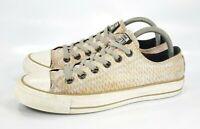 Converse All Star Skateboarding Shoe Womens Size 8.5 540419F White