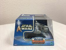 Star Wars Action Fleet MILLENIUM FALCON Micro Machines Hasbro AOTC Attack Clones
