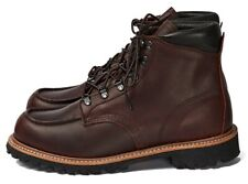 Red Wing Sawmill Men's Boots 12M In Briar