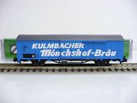 Arnold N 1:160 HN6343 Wärmeschutzwagen KULMBACHER MÖNCHSHOF-BRÄU - 2-achsig OVP