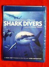 BRAND NEW Shark Divers Blu-Ray 4 episodes 192 minutes total WIDESCREEN BluRay