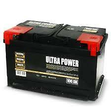 BATTERIA AUTO 60  AH -12V - 460 A - POSITIVO A DX POWER