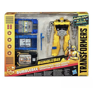 Hasbro Transformers Bumblebee Greatest Hits Cassette Pack Figure Brand New