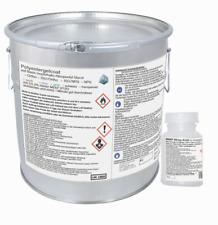1 kg Gelcoat lichtgrau ISO/NPG+20 ml Härter Polyesterharz Epoxidharz Bootsbau