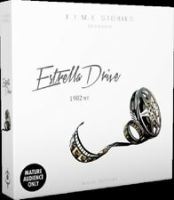 T.I.M.E (Time) Stories board game - Estrella Drive expansion (New)