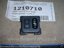 HYMER STEP/AWNING LIGHT CONTROL SWITCH