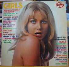 GIRLS COVER GIRL VARIOUS ARTISTS SEXY COVER HOLLAND PRESS LP MFP 1971