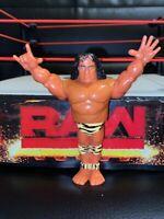 WWE JIMMY THE SUPERFLY SNUKA HASBRO WRESTLING FIGURE WWF SERIES 3 1991