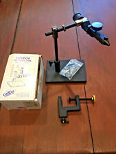 GRIFFIN SUPERIOR MODEL 3ARP PRO FLY TYING VISE with PEDESTAL BASE BARELY USED