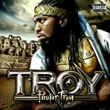 T.R.O.Y. [PA] cd Pastor Troy (2008 Madd Society) NEW sealed OOp Explicit GANGSTA