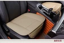 PU leather Car seat mat Car seat cushion Car seat cover for cars,Beige