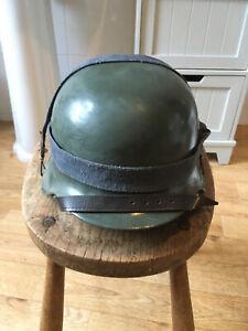WW2 German Helmet M42 Relic Original WW2 Reconditioned Repaired