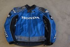 JOE ROCKET HONDA CBR RACING LEATHER JACKET 44 motorcycle