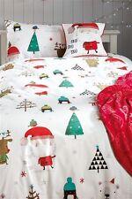 Cotton Blend Christmas NEXT Home Bedding for Children