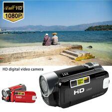 1080P HD Camcorder Digital Video Camera TFT LCD 16MP 16x Zoom DV AV USA
