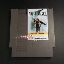 Final Fantasy VII English Edition For NES Final Fantasy 7