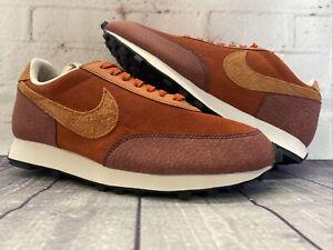 Nike Daybreak Rugged Burnt Orange Running Shoes CU3016-800 Men's Size 7.5 RARE