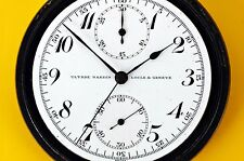 Ulysse Nardin Locle & Geneve Chronograph 2 Adj. 15 Steine