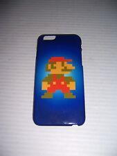 Super Mario Brothers Clip Case iPhone 6 NEW!