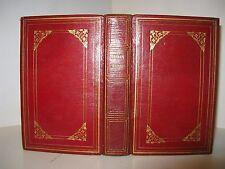 D'ANDELARRE HEURES CHOISIES PRIERES 1838 Portrait DIJON RELIURE PLEIN VEAU ROUGE