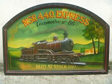 """tableau country corner """"NSR 440"""" collector RARE!"""