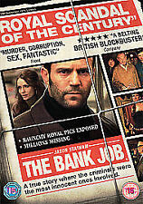 The Bank Job DVD (2008) Jason Statham