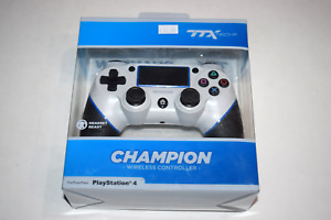 Champion Wireless White Controller Playstation 4 PS4 Console Video Game System
