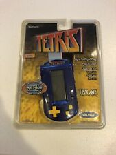Radica Tetris Handheld Electronic Game 2000 New in Clamshell Case Vintage