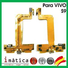 PLACA DE CARGA VIVO S9 CONECTOR USB AURICULAR MICROFONO BOARD FLEX PUERTO
