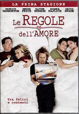 LE REGOLE DELL'AMORE - Stagione 1 EDIZIONE ORIGINALE ITALIANA, NO IMP. O EDICOLA