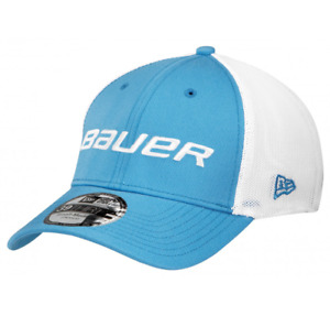 Bauer New Era 39 Thirty Meshback Blau XL