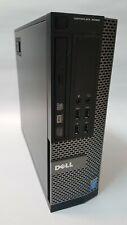 Dell OPTIPLEX 9020 SFF PC Intel i5-4570 8-16GB RAM 250GB HDD DVD-RW Win10 Pro
